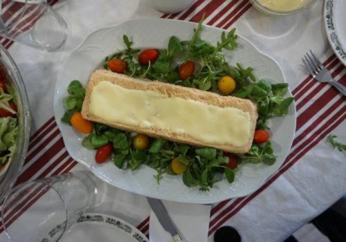 receta de pastel de merluza pescado